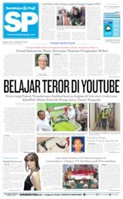Cover Surabaya Pagi 19 Agustus 2019