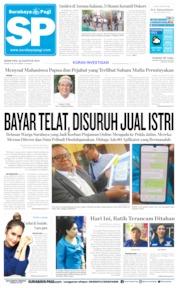 Surabaya Pagi Cover 26 August 2019