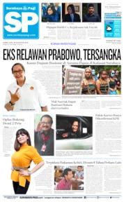 Cover Surabaya Pagi 29 Agustus 2019