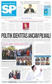 Cover Surabaya Pagi 02 September 2019