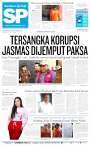 Cover Surabaya Pagi 04 September 2019