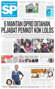 Cover Surabaya Pagi 05 September 2019