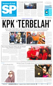Surabaya Pagi Cover 16 September 2019