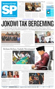 Cover Surabaya Pagi 17 September 2019