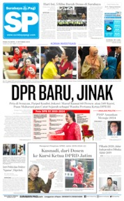 Surabaya Pagi Cover 02 October 2019