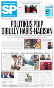Surabaya Pagi Cover 11 October 2019