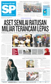 Surabaya Pagi Cover 15 October 2019