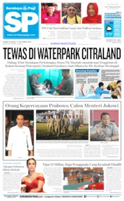 Surabaya Pagi Cover 17 October 2019
