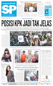 Surabaya Pagi Cover 18 October 2019
