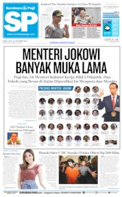 Surabaya Pagi Cover 23 October 2019