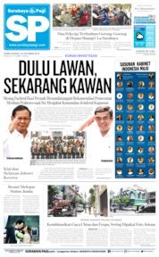Surabaya Pagi Cover 24 October 2019