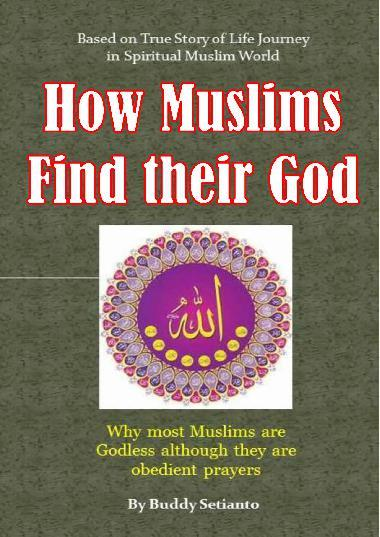 Buku Digital How Muslims Find Their God oleh Buddy Setianto