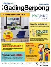 Cover Majalah Info GadingSerpong Mei 2017