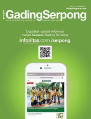 Cover Majalah Info GadingSerpong November 2017