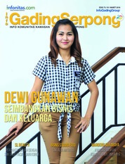 Info GadingSerpong Magazine Cover