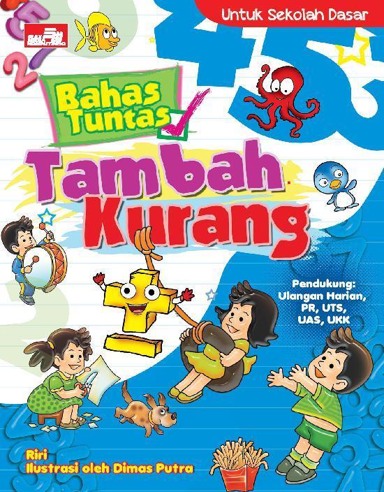 Bahas Tuntas Tambah Kurang by Riri Digital Book