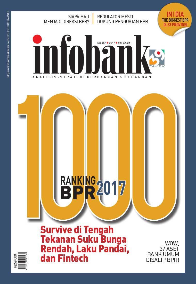Majalah Digital infobank ED Khusus Rangking BPR 2017