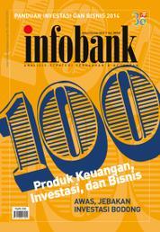 Cover Majalah infobank ED Khusus 2014
