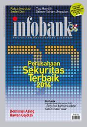 Cover Majalah infobank ED Khusus Sekuritas 2014