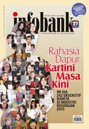 Cover Majalah infobank ED Khusus Women 2015