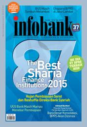 Cover Majalah infobank ED Khusus SYARIAH 2015