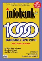 Cover Majalah infobank ED Khusus 2016