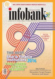 Cover Majalah infobank ED Khusus SYARIAH 2016