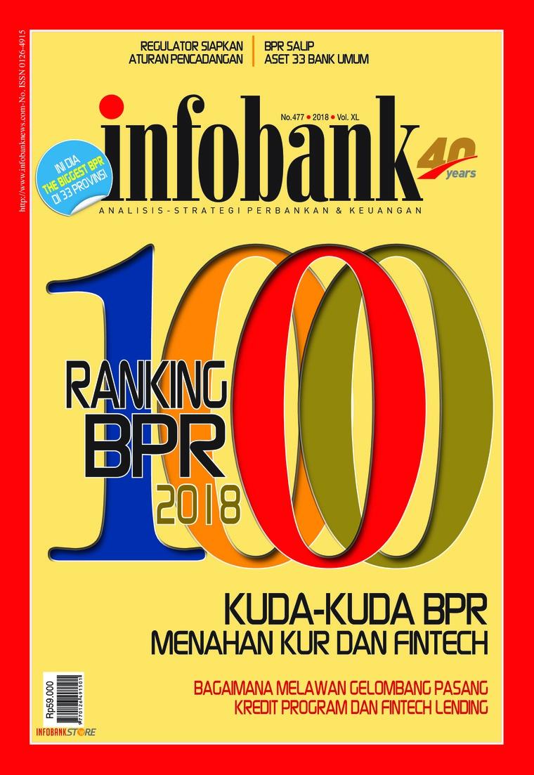 Majalah Digital infobank ED Khusus Ranking BPR 2018