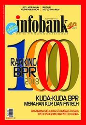 Infobank ED Khusus Magazine Cover Ranking BPR 2018
