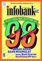 Cover Majalah infobank ED Khusus Rating Syariah 2018