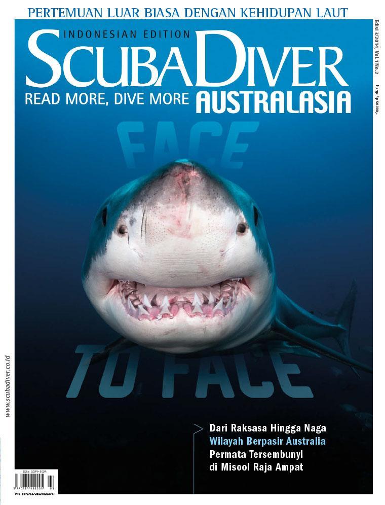 Majalah Digital SCUBA DIVER Indonesia #03 2014