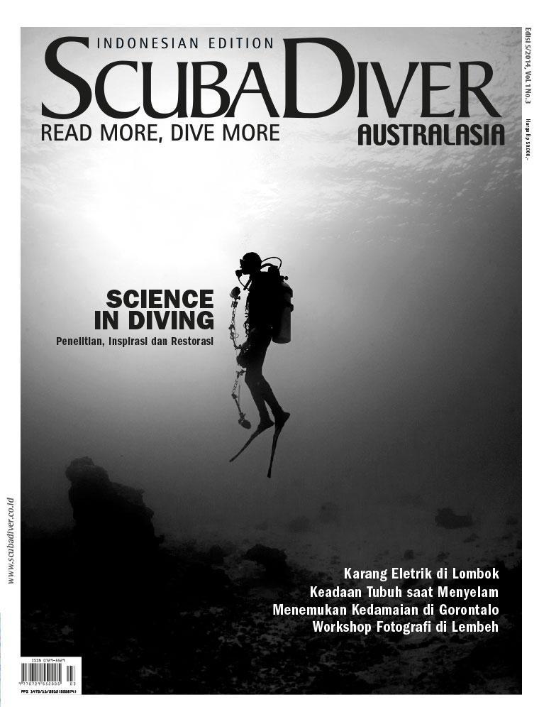 Majalah Digital SCUBA DIVER Indonesia #05 2014
