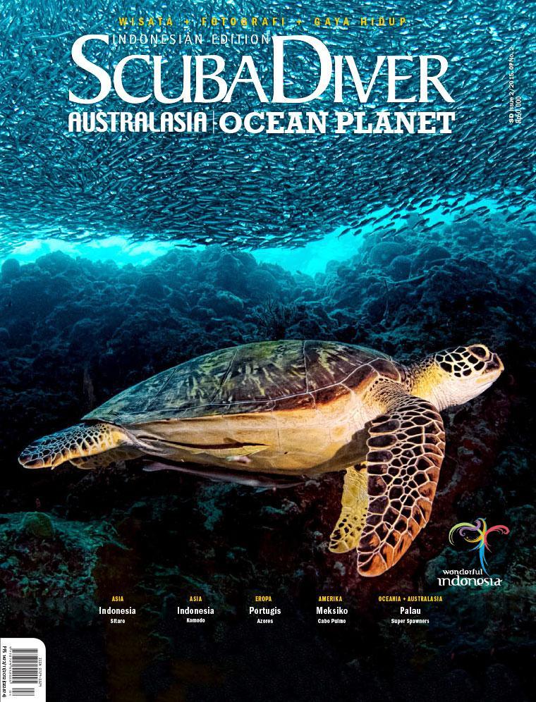 Majalah Digital SCUBA DIVER Indonesia ED 02 Agustus 2015