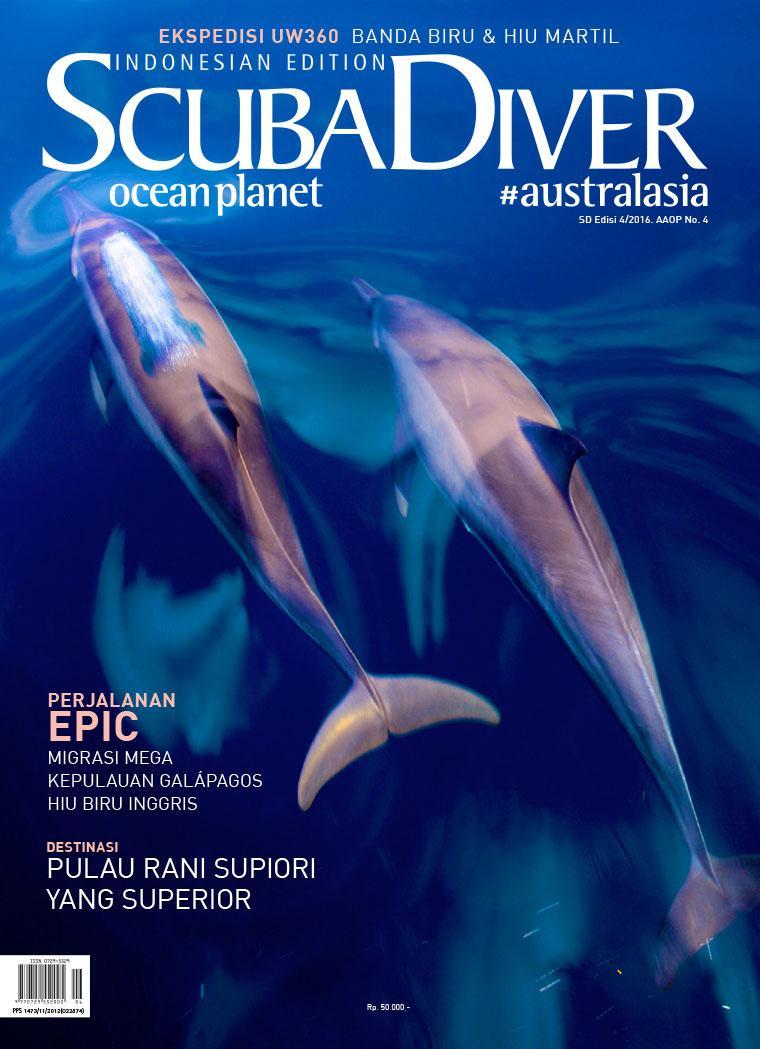 Majalah Digital SCUBA DIVER Indonesia ED 04 Desember 2016