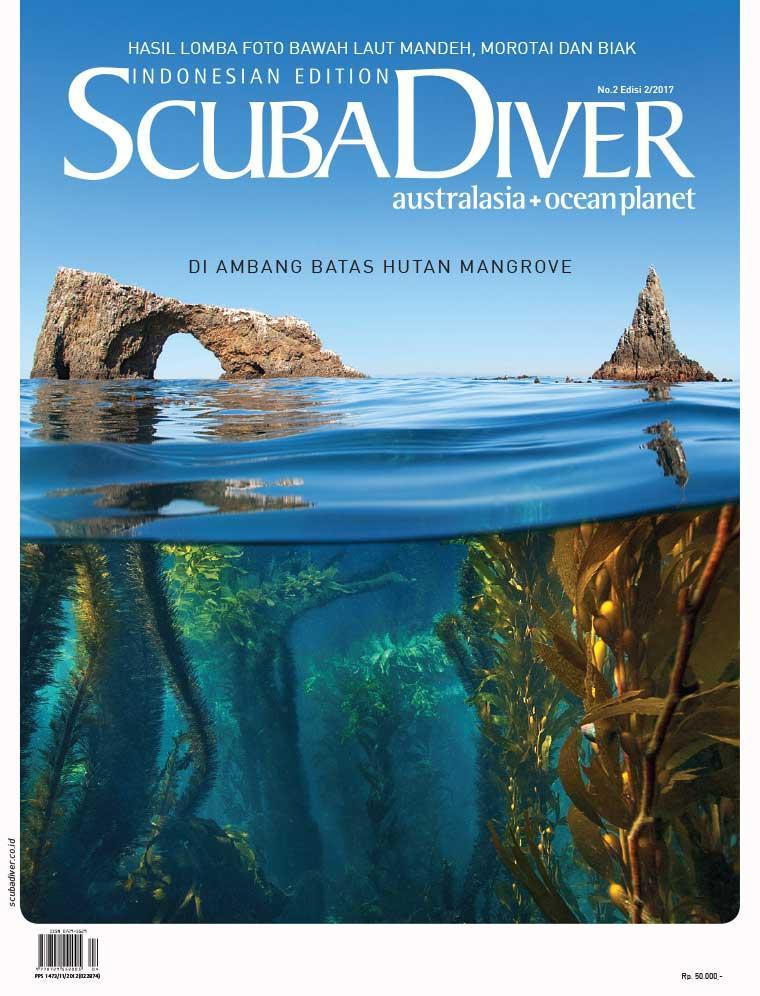 Majalah Digital SCUBA DIVER Indonesia ED 02 Agustus 2017
