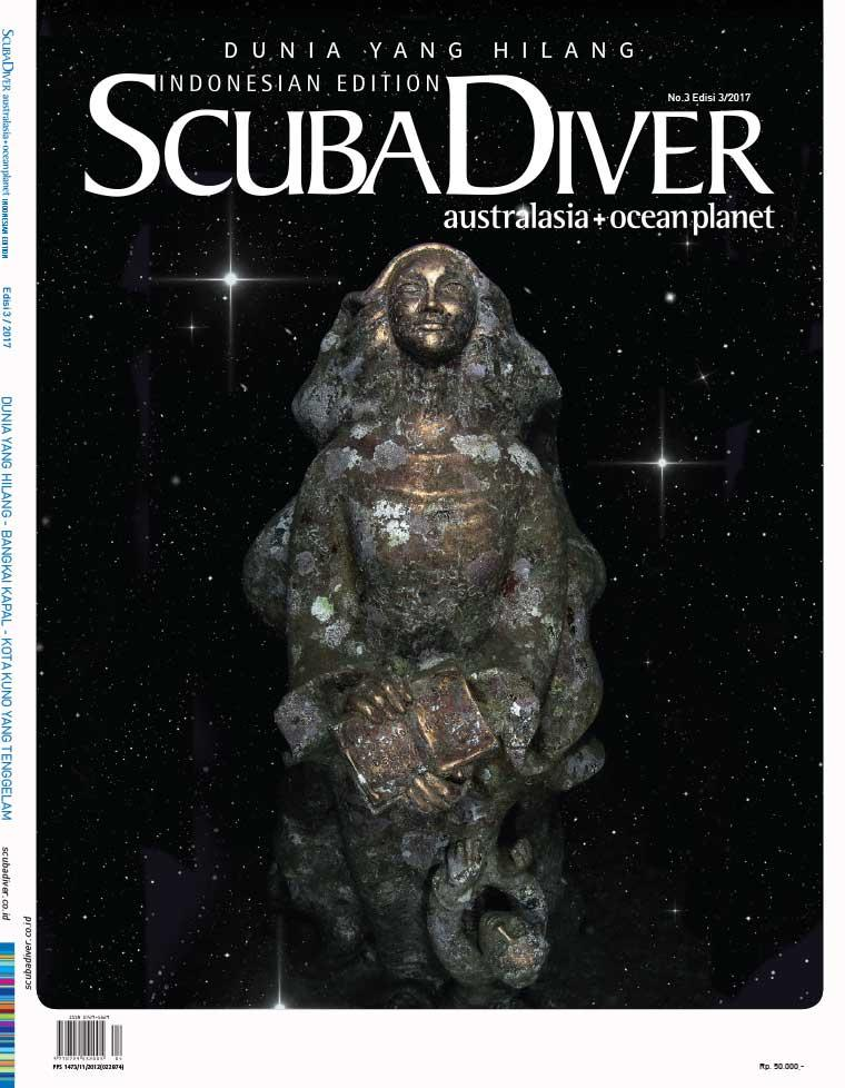 Majalah Digital SCUBA DIVER Indonesia ED 03 November 2017