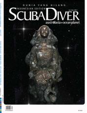 Cover Majalah SCUBA DIVER Indonesia ED 03 November 2017
