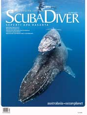SCUBA DIVER Indonesia Magazine Cover ED 04 December 2017