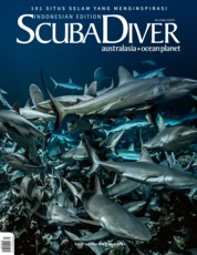 Cover Majalah SCUBA DIVER Indonesia ED 02 September 2019