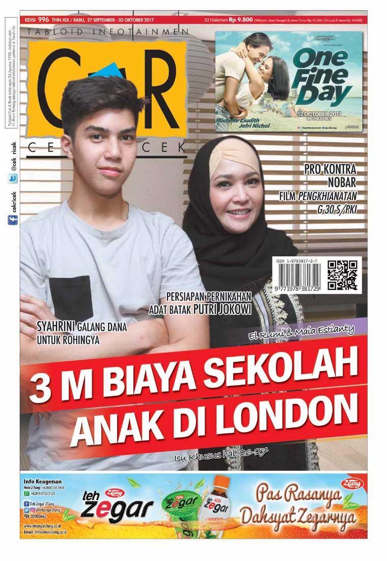 Majalah Digital C&R ED 996 September 2017