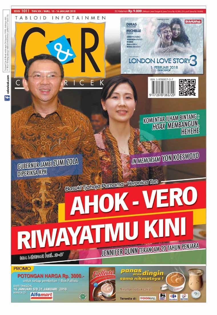 Majalah Digital C&R ED 1011 Januari 2018