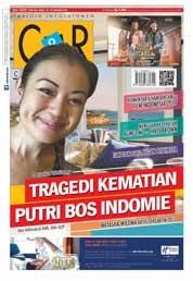 Cover Majalah C&R ED 1010 Januari 2018