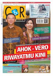Cover Majalah C&R ED 1011 Januari 2018