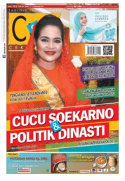 Cover Majalah C&R ED 1012 Januari 2018