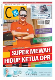 Cover Majalah C&R ED 1013 Januari 2018