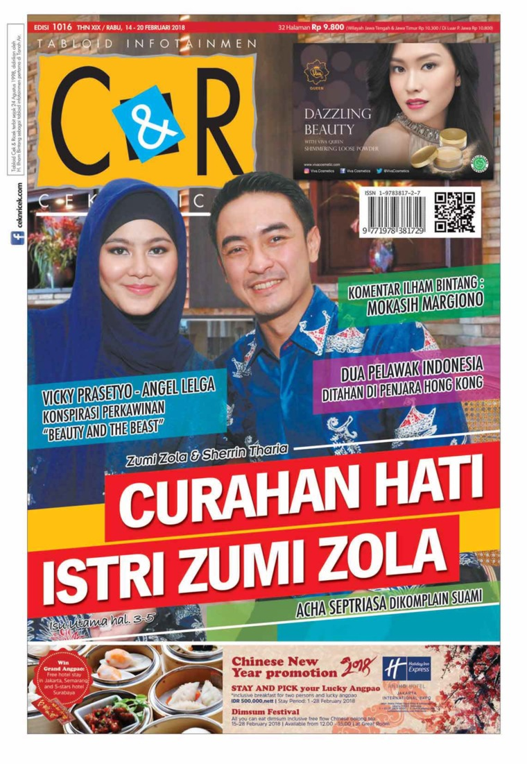 Majalah Digital C&R ED 1016 Februari 2018