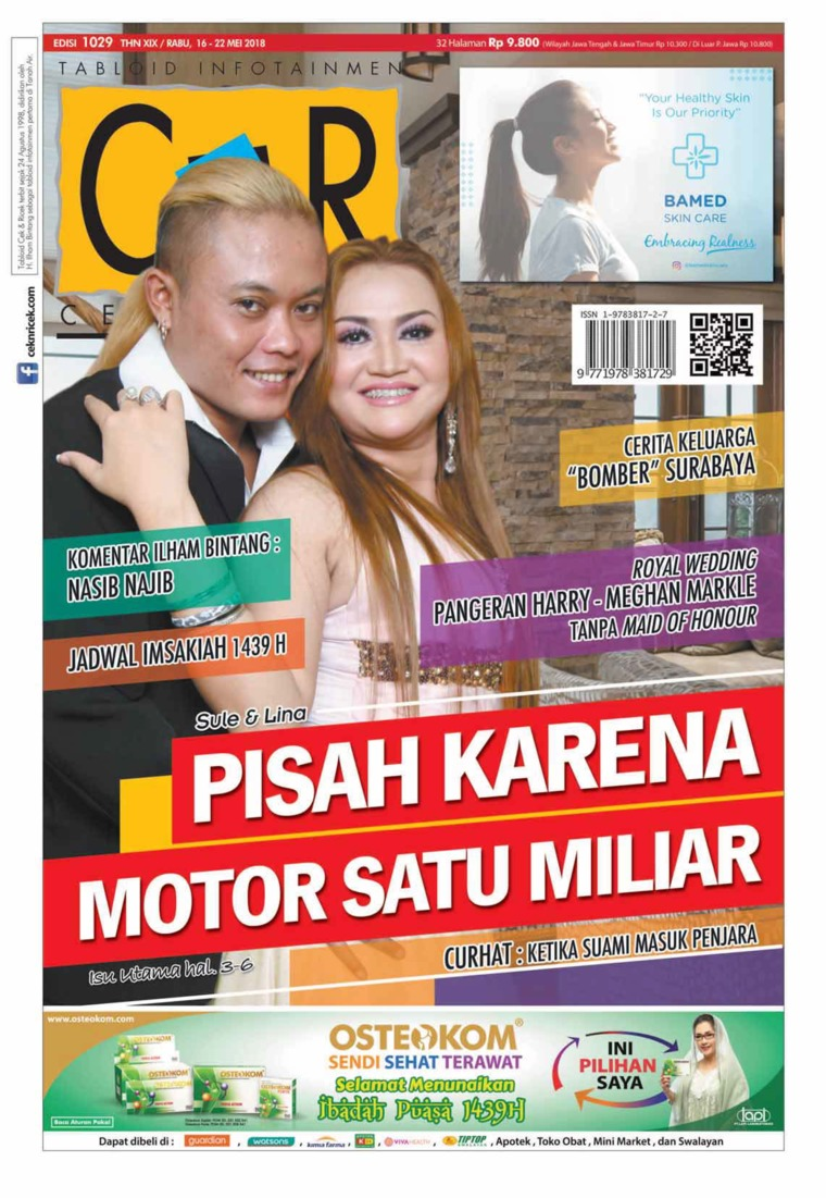 Majalah Digital C&R ED 1029 Mei 2018
