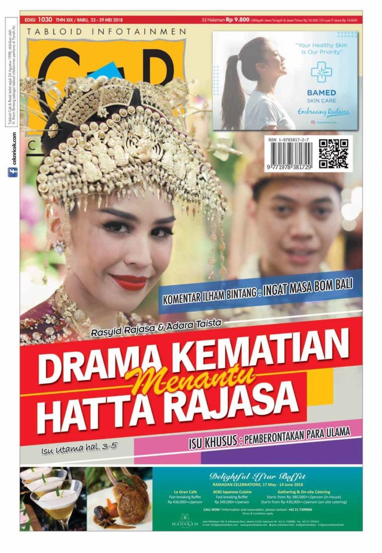 Majalah Digital C&R ED 1030 Mei 2018