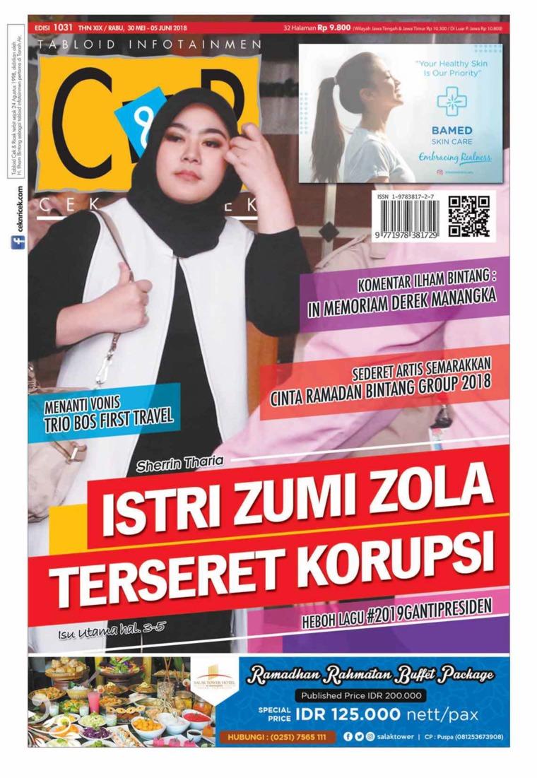 Majalah Digital C&R ED 1031 Mei 2018