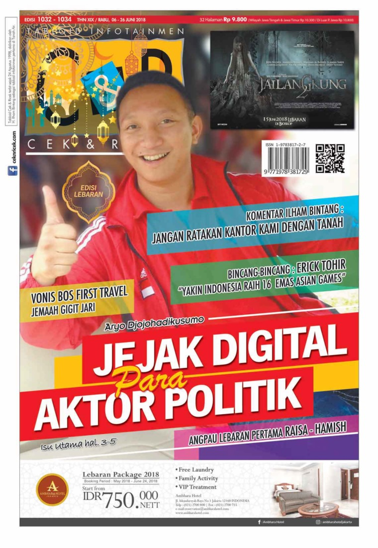 Majalah Digital C&R ED 1032 Juni 2018